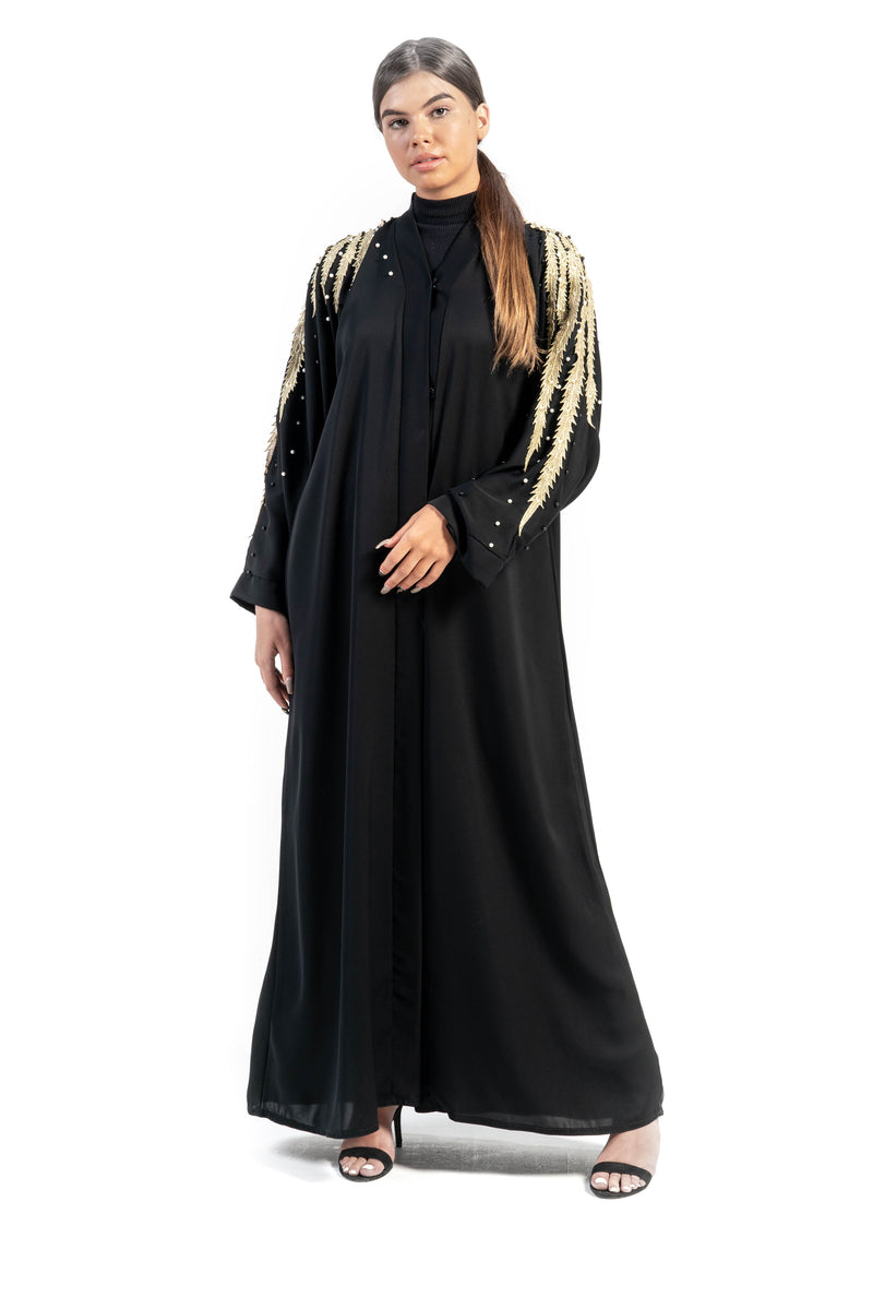 Modest Trends Ameera Open Coat Abaya