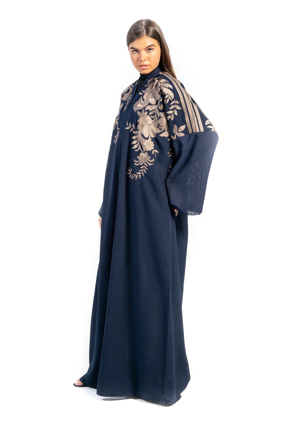 Modest Trends Adeeva Open Coat Abaya and Hijab