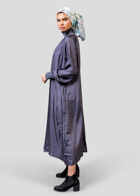 The Edge - Oversized Maxi Dress