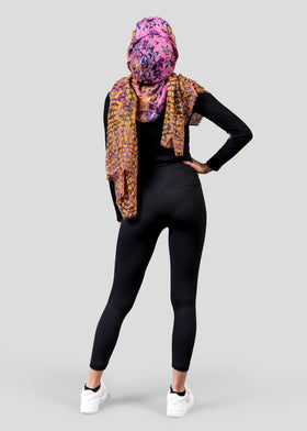 High Waist Fully Lined Leggings