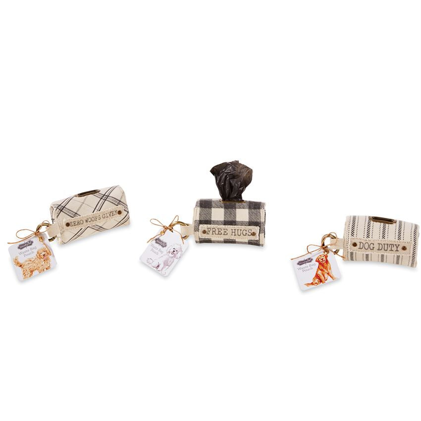 Doggie Pouch Sets (Various Styles)