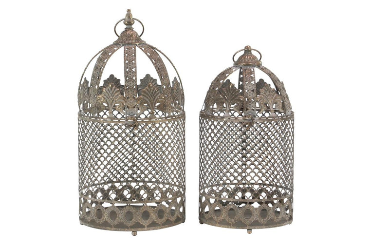 Metal Lantern (Various Sizes)