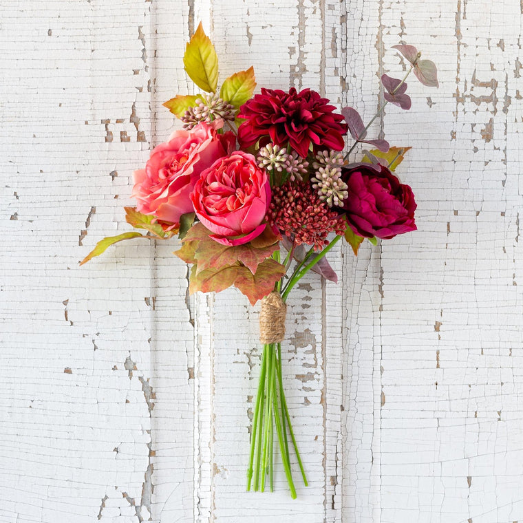 Dahlia & Rose Market Bouquet