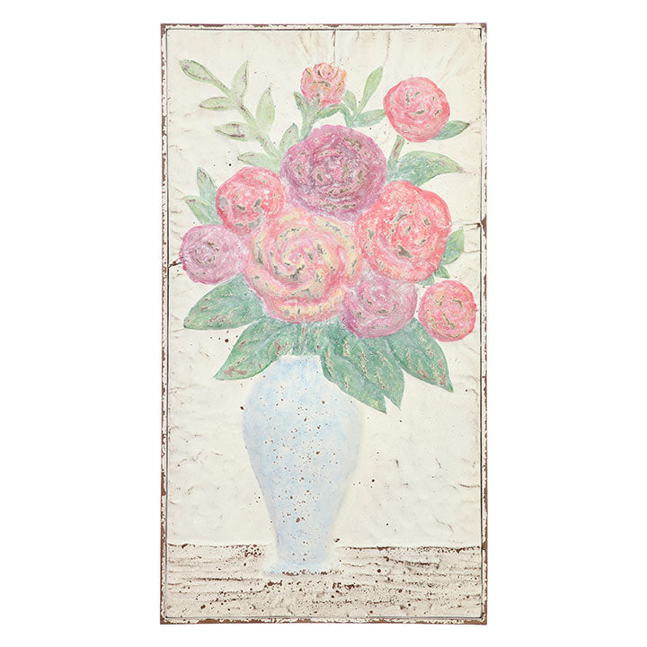 Floral Framed Wall Art