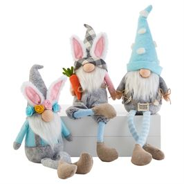 Dangle Leg Easter Gnome (Various Styles)