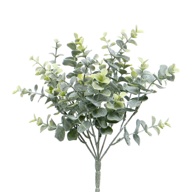 "11.75"" Eucalyptus Mini Bush"