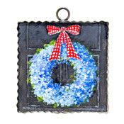 American Wreath Mini Gallery Print