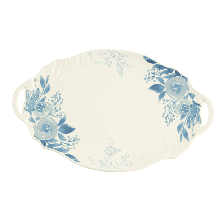 Cottage Large Platter