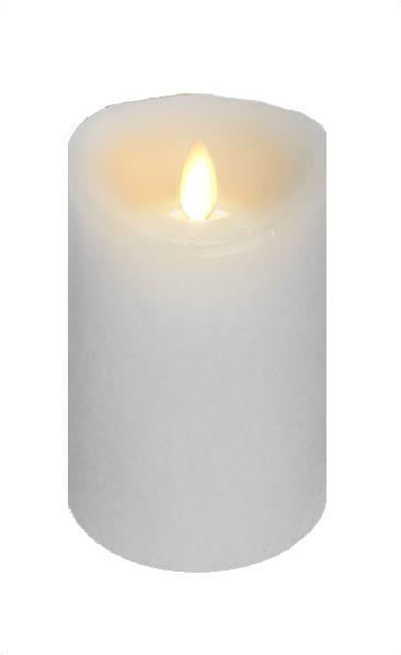 Wax Flickering Candle, 4