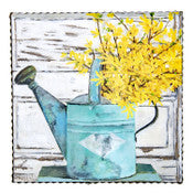 Can of Forsythia Gallery Print