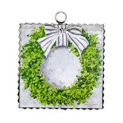 Boxwood Wreath Mini Gallery Print