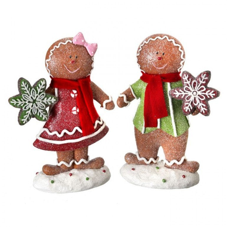 Resin Gingerbread with Cookies (Various Styles)