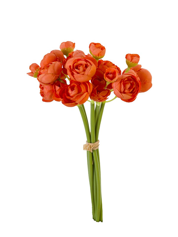 "11"" Mini Ranunculus Bundle(Various Colors)"