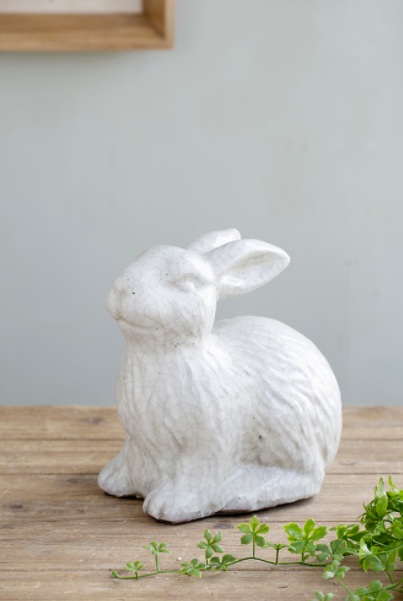Ceramic Rabbit, Medium