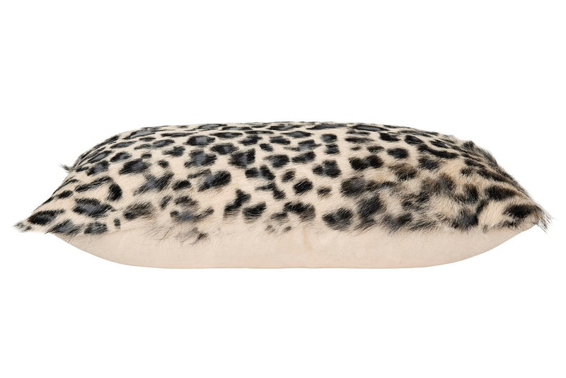 Leopard Print Long Pillow
