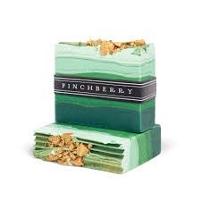 Finchberry Soap, Emerald