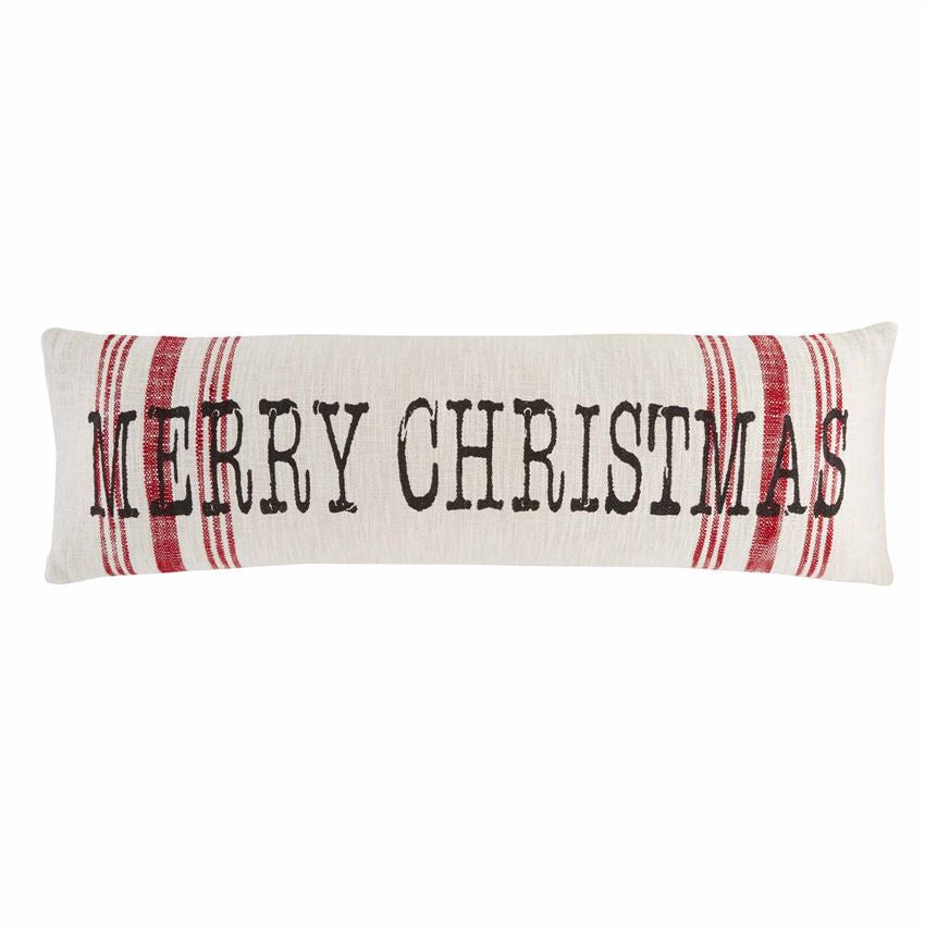 Merry Christmas Long Pillow