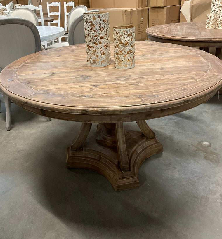 Round Dining Table 55