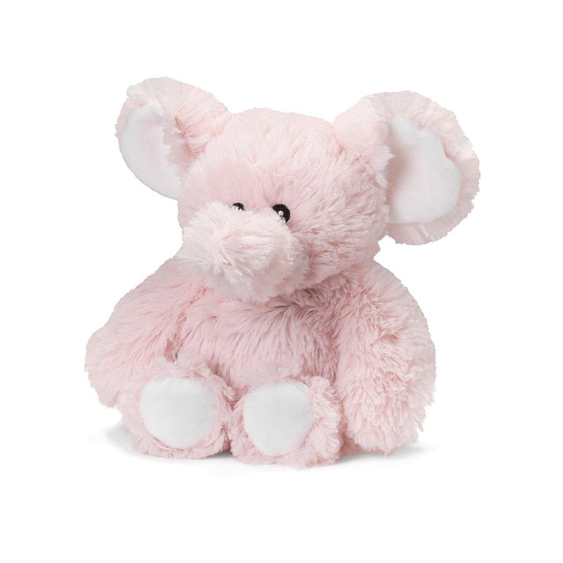 "13"" Large Warmie Plush, Pink Elephant"