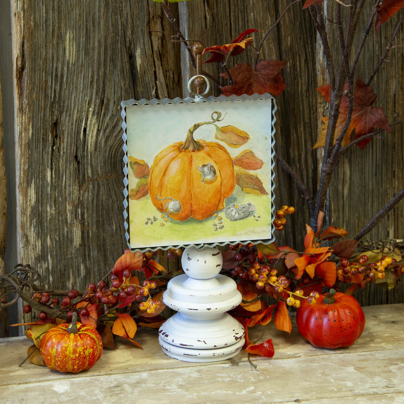 Pumpkin Play Time Mini Gallery Print
