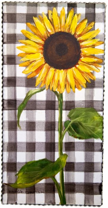 Sunflower Gallery Print