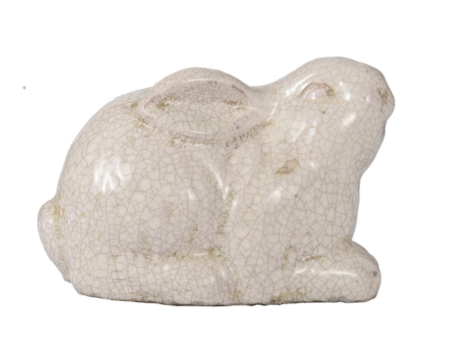 Ceramic Rabbit, Small