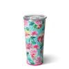 Swig 22 oz. Tumbler, Island Bloom