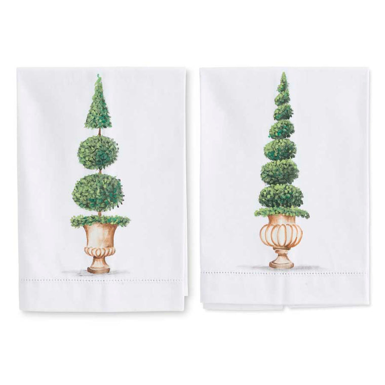 Topiary Guest Towels (2 Styles)