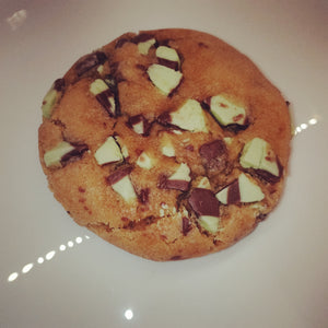 Tipsy Mint Chocolate Cookie
