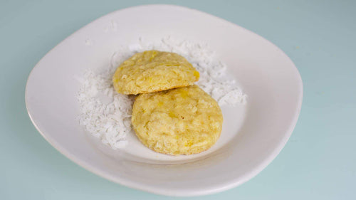 COCONUT RUM SUGAR COOKIE