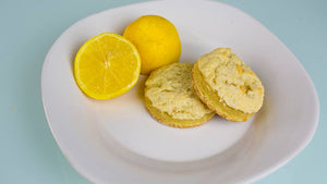 LEMON DROP COOKIE