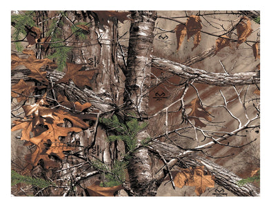 RealTree Real Tree Camo Edible Cake Image - Cake Sheet - Cakes For Cures