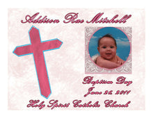 Load image into Gallery viewer, Dedication Baptism Confirmation Edible Cake Image Cake Topper - Cakes For Cures