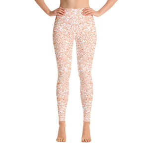 One-eyed Pinecones - Yoga Design Leggings
