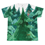 Gigglebug Forest - Youth Sublimation T-shirt