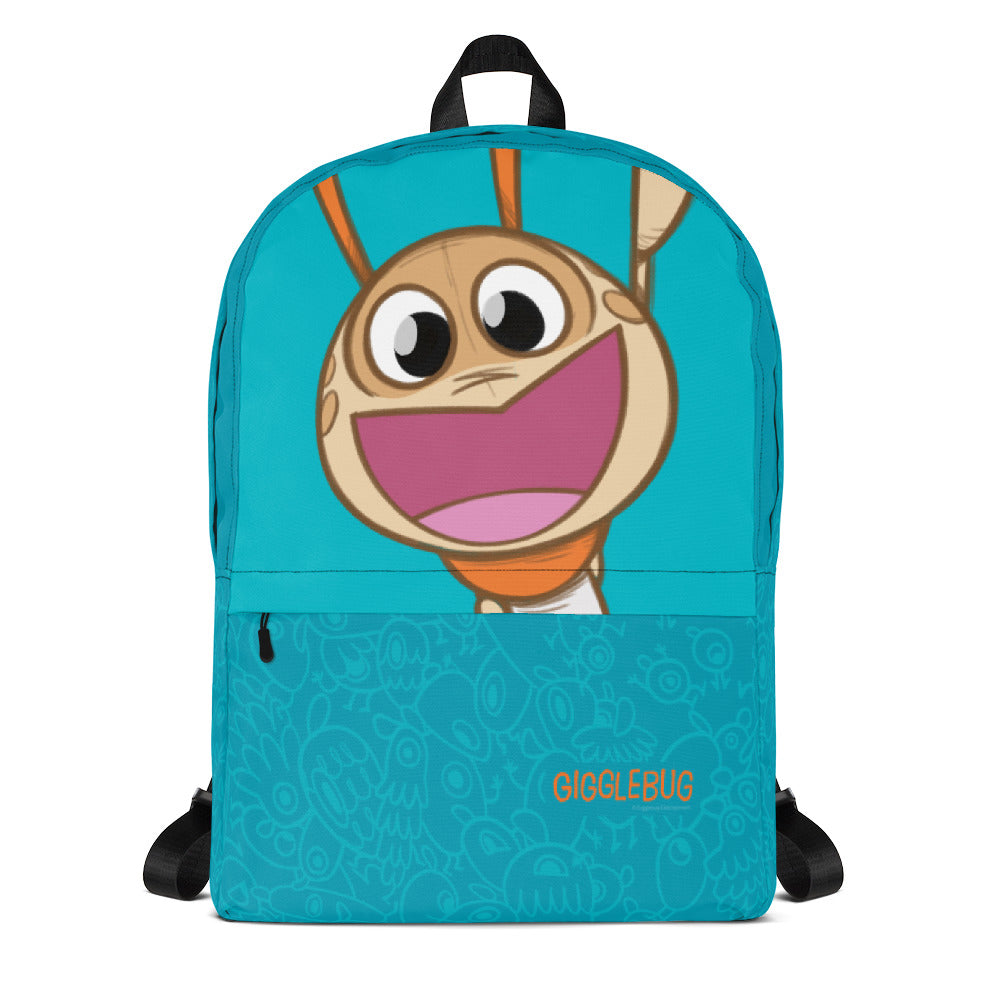 BLUE Gigglebug Backpack