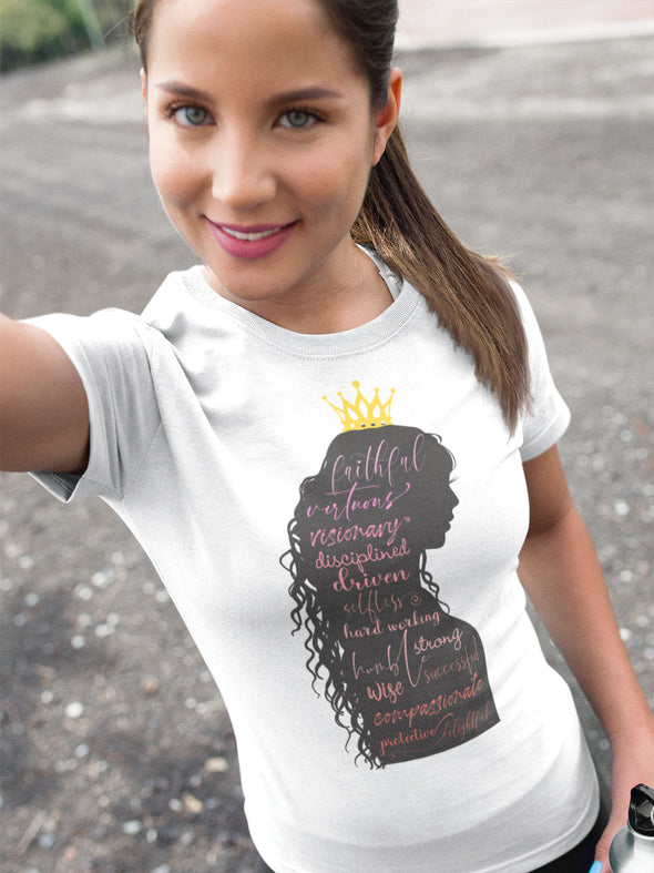 Proverbs 31 (Fitted Tee)