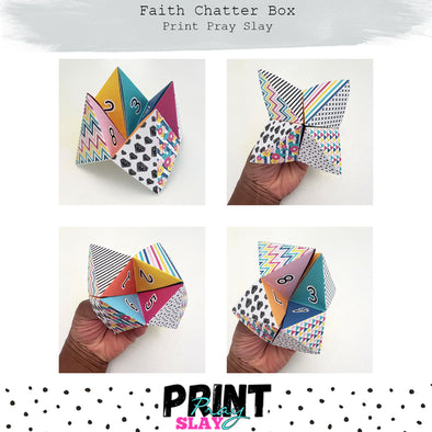 Faith Chatter Box