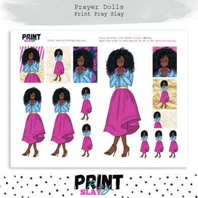 Prayer Planner Dolls DP