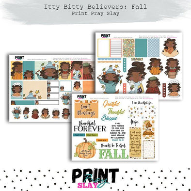 Itty Bitty Believer Dolls Fall DP