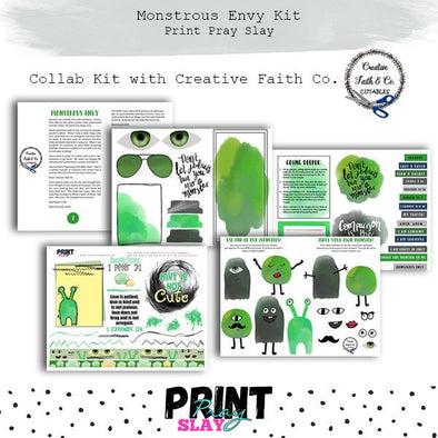 Monstrous Envy Collab Kit