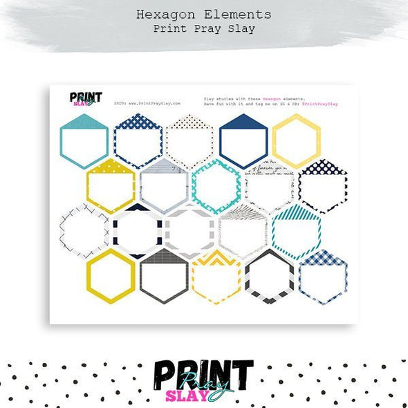 Hexagon Notes