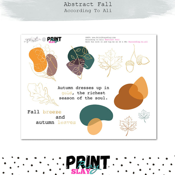 Abstract Fall ATA