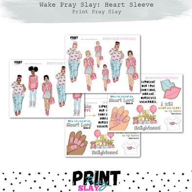 WPS Heart Sleeve All Dolls