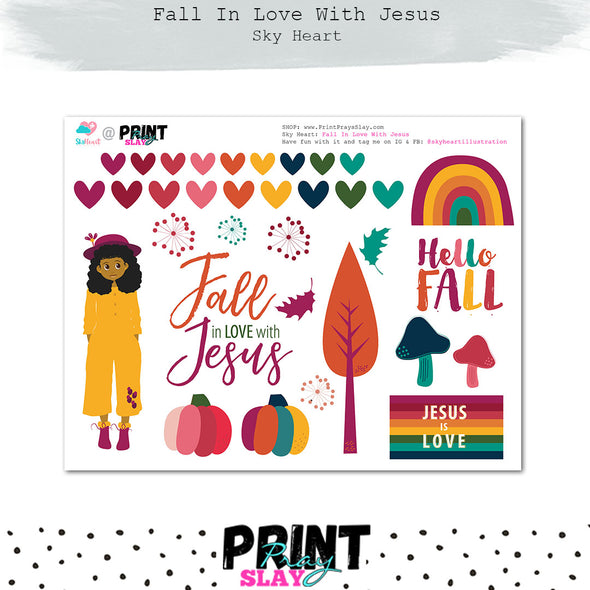 Fall In Love With Jesus SH