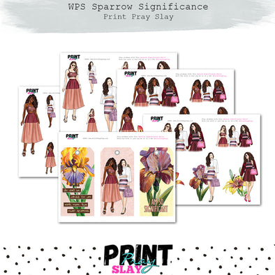 WPS Sparrow Significance All Dolls