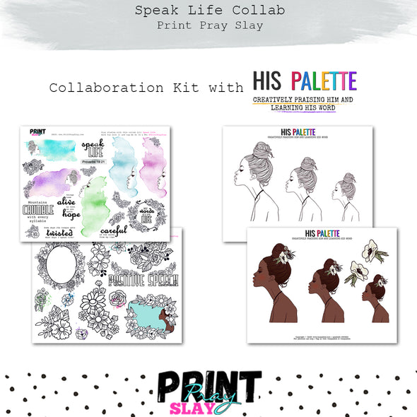 Speak Life Collab