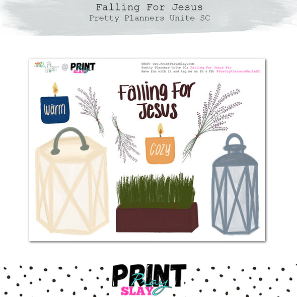 Falling for Jesus PPUSC
