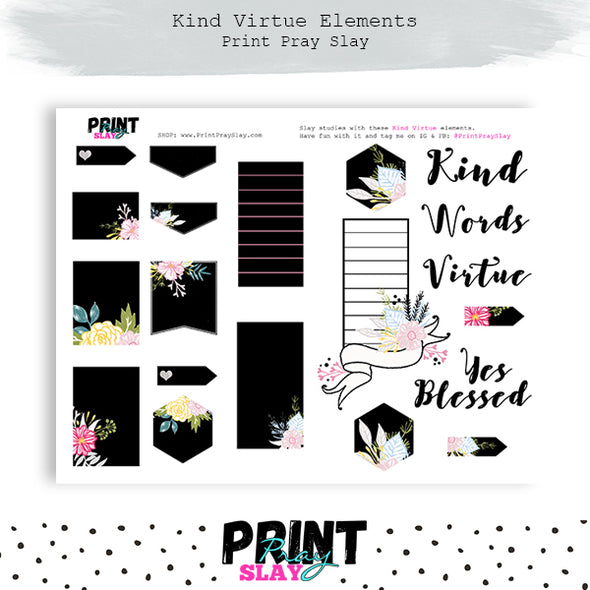 Kind Virtue Kit