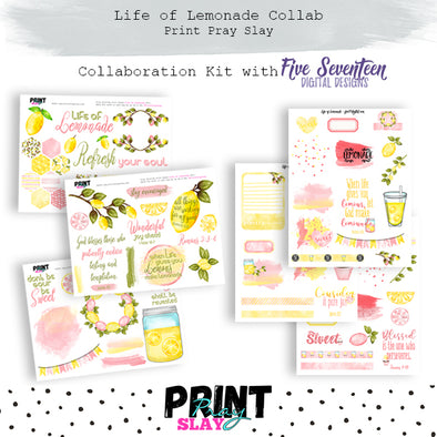 Life of Lemonade Collab
